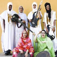 اغاني الاوركسترا الوطنيه الصحراوية