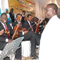 Orkestra El Azaa El Sudania