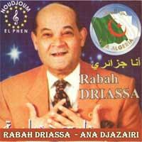 DRIASSA RABAH TÉLÉCHARGER MP3 MUSIQUE