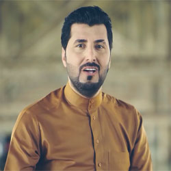 Hamed Al Bahar - Khal Qalby Naeem video