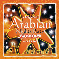 البوم Arabian Nights Party 2005