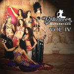 البوم Bellydance Superstars Vol. 4