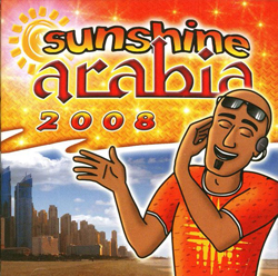 البوم Sunshine Arabia 2008