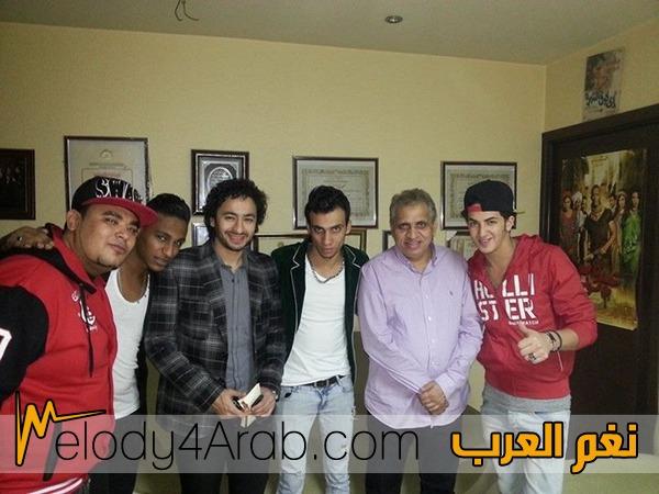 البوم قلب الاسد المدفعجية نغم العرب