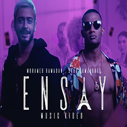 Ensay Ft Saad Lamjarred video