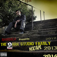 The dark studio family mixtape front album